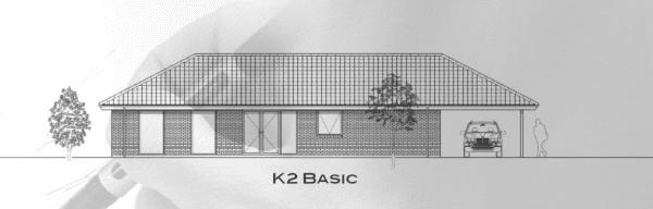 Basic Facadetegning 600x192